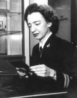 Грейс в конце 1940-х годов